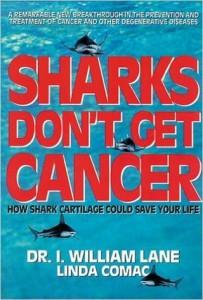 Helaas een mythe. Haaienkraakbeen helpt niet