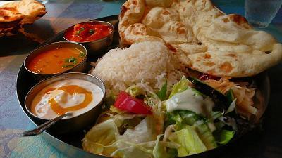 In India bestaat een lange vegetarische traditie.