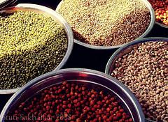 © Stuti Shakhalkar. Bij PKU zijn vlees, melkproducten en bonen uit den boze